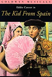 The Kid from Spain(1932) Poster - Movie Forum, Cast, Reviews