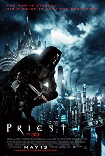 Priest 2011 Blueray 720p
