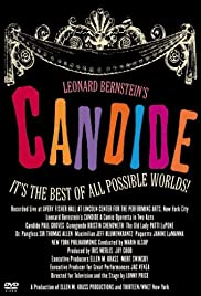 Leonard Bernstein's Candide, a Comic Operetta in Two Acts Poster