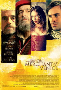 Movie review the merchant of venice
