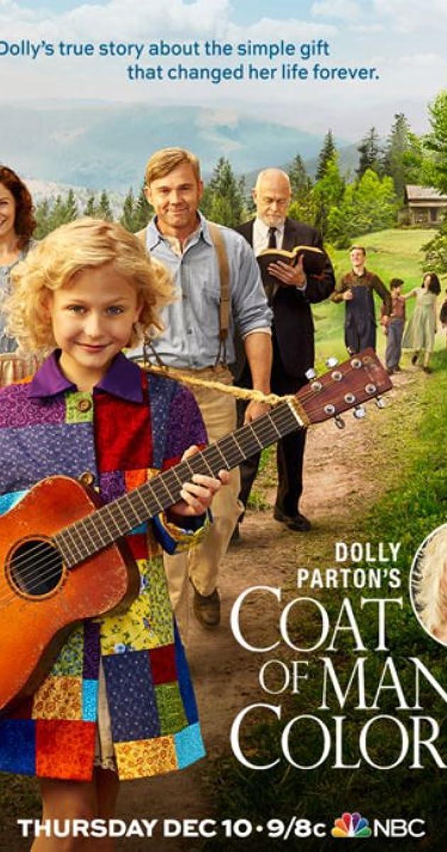 Dolly Parton's Coat of Many Colors (TV Movie 2015) - IMDb