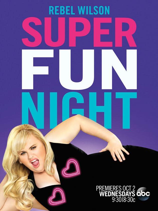 super fun night tv series 2013 2014 imdb. Black Bedroom Furniture Sets. Home Design Ideas