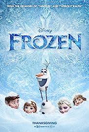 Frozen(2013) Poster - Movie Forum, Cast, Reviews