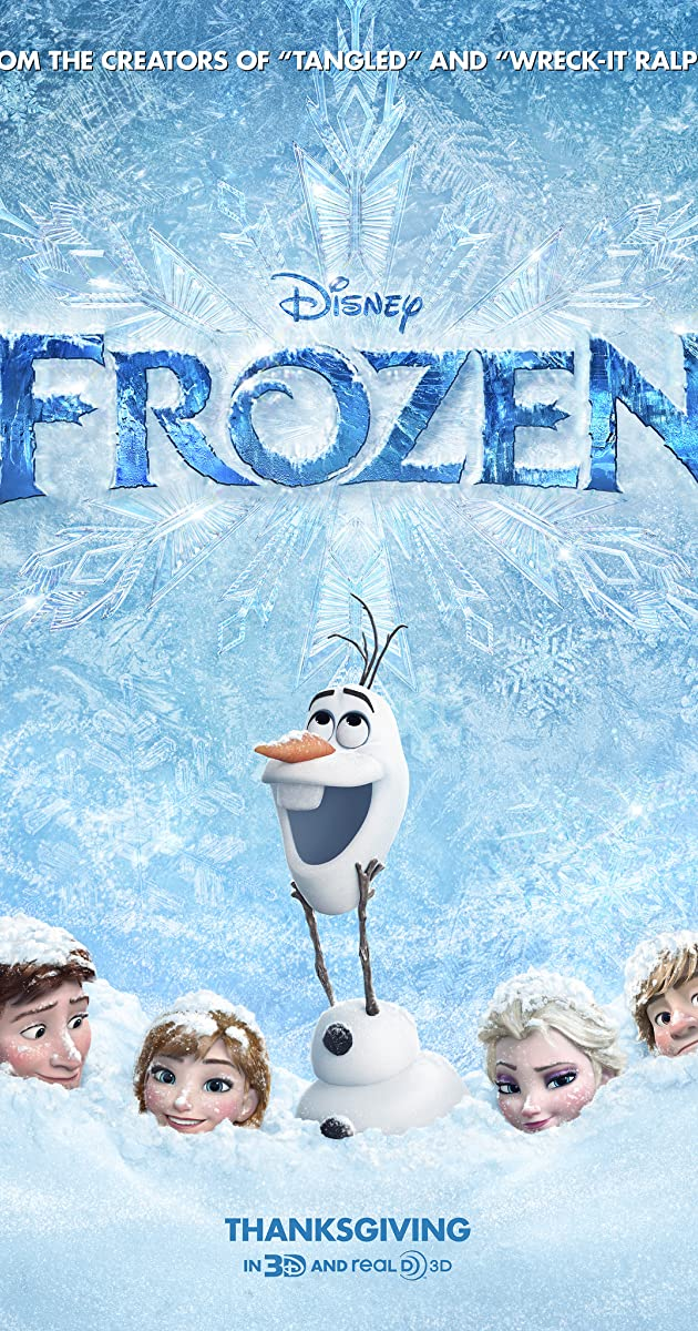 frozen 2013 imdb - Telecharger La Reine Des Neiges