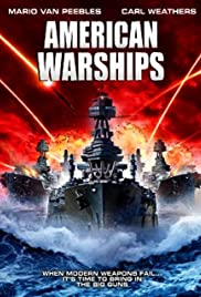 American Warships Poster
