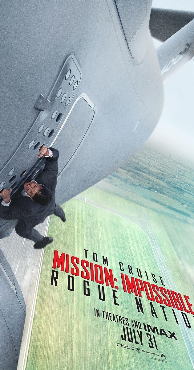 mission impossible 5 imdb