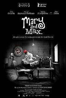 Mary e Max: Uma Amizade Diferente (2009) Poster