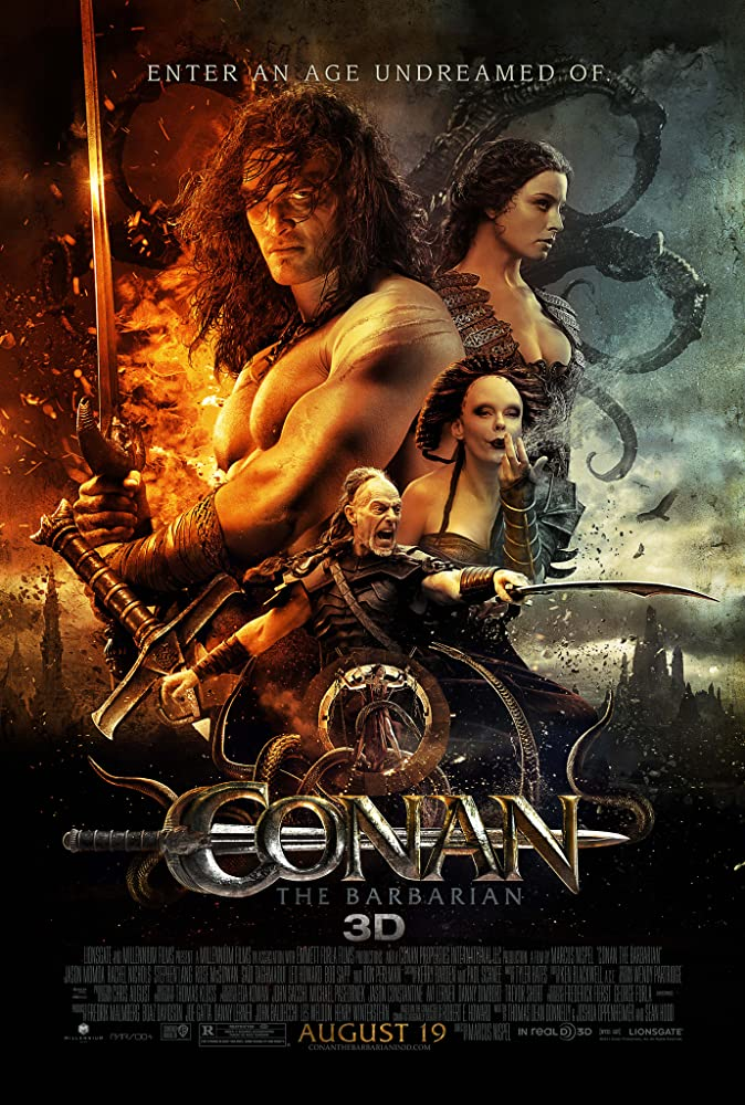 Conan the Barbarian (2011) Full Movie Hindi Dubbed Watch Online Free Download at www.movies365.in