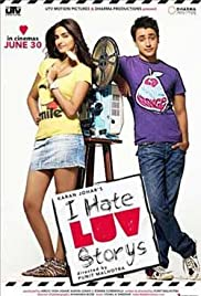 I Hate Luv Storys(2010) Poster - Movie Forum, Cast, Reviews