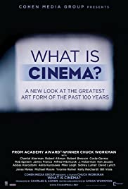 What Is Cinema? Poster