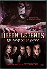 Urban Legends Bloody Mary (2005) Hindi Dubbed [BRRip]