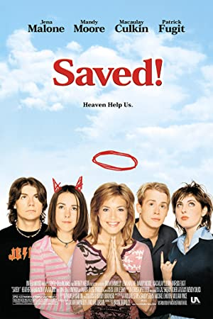 Saved! poster