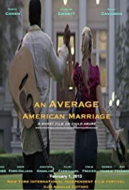 An Average American Marriage Poster