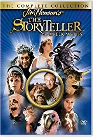 The Storyteller: Greek Myths Poster