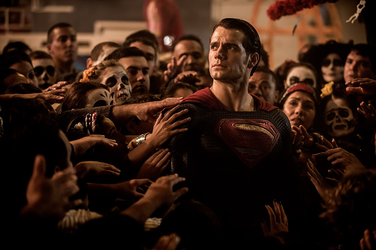 Henry Cavill in Batman v Superman: Dawn of Justice (2016)