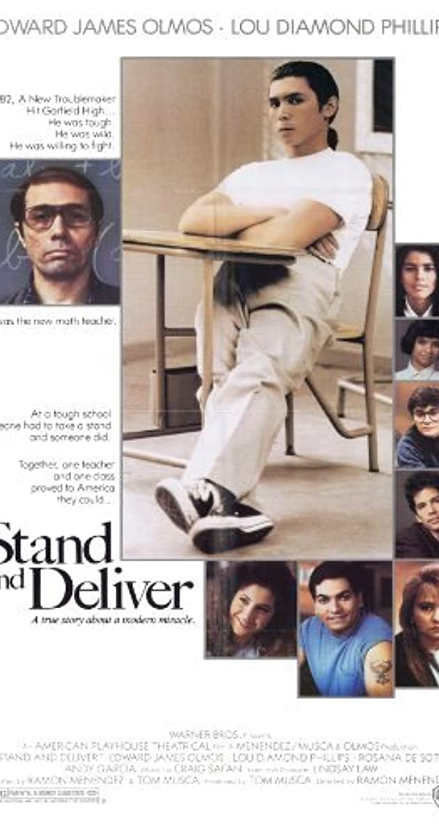 movie stand and deliver