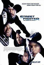 Street Fighter: The Legend of Chun-Li Poster