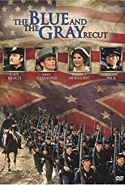 The Blue and the Gray Poster