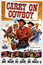 Carry on Cowboy (1965) Poster
