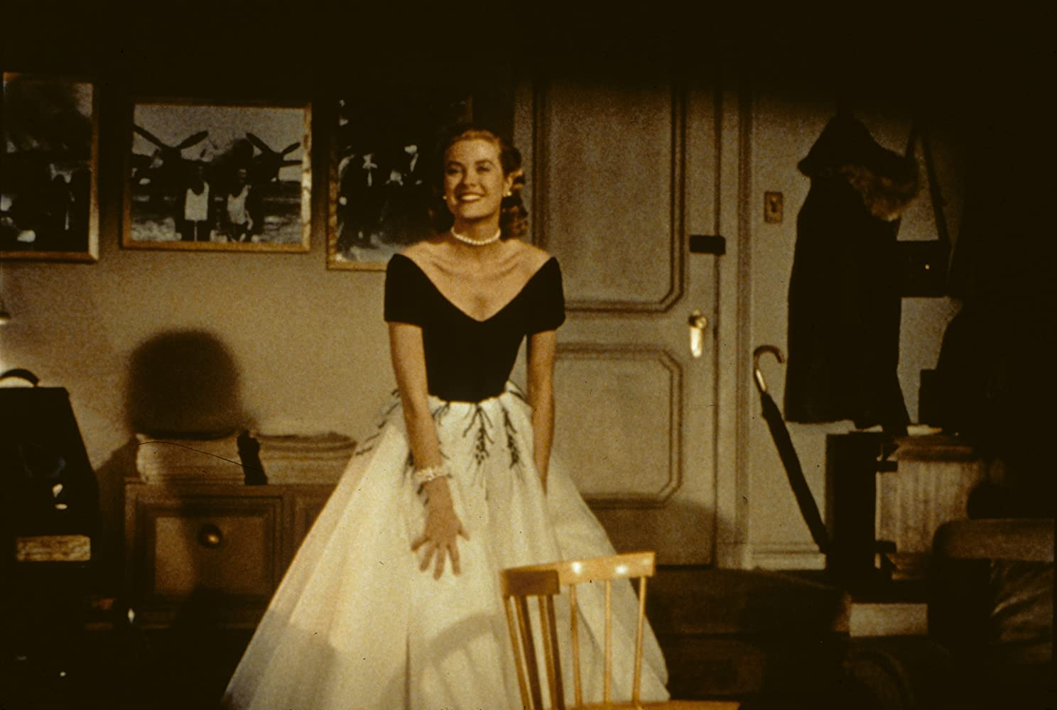 Grace Kelly Rear Window Dress