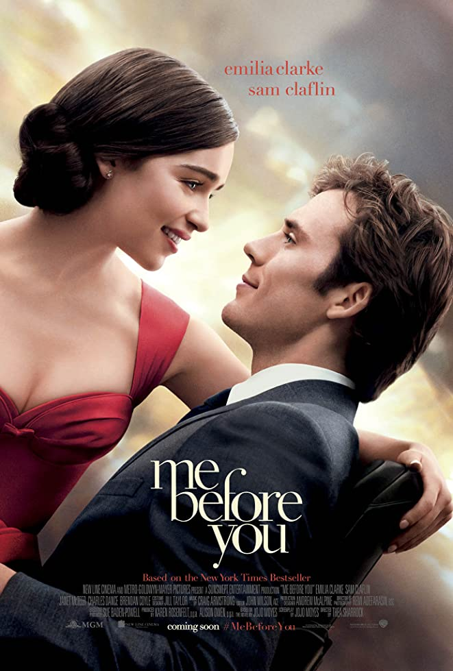 Me Before You - Trailer 1