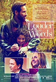 Louder Than Words Poster
