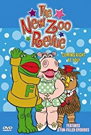 New Zoo Revue Poster