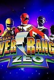 Power Rangers Zeo Poster