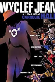 Wyclef Jean: All Star Jam at Carnegie Hall Poster