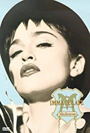 Madonna: The Immaculate Collection Poster