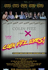 Colin Fitz Lives! Poster