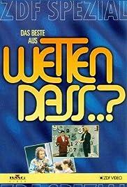 Wetten, dass..? aus Wien Poster
