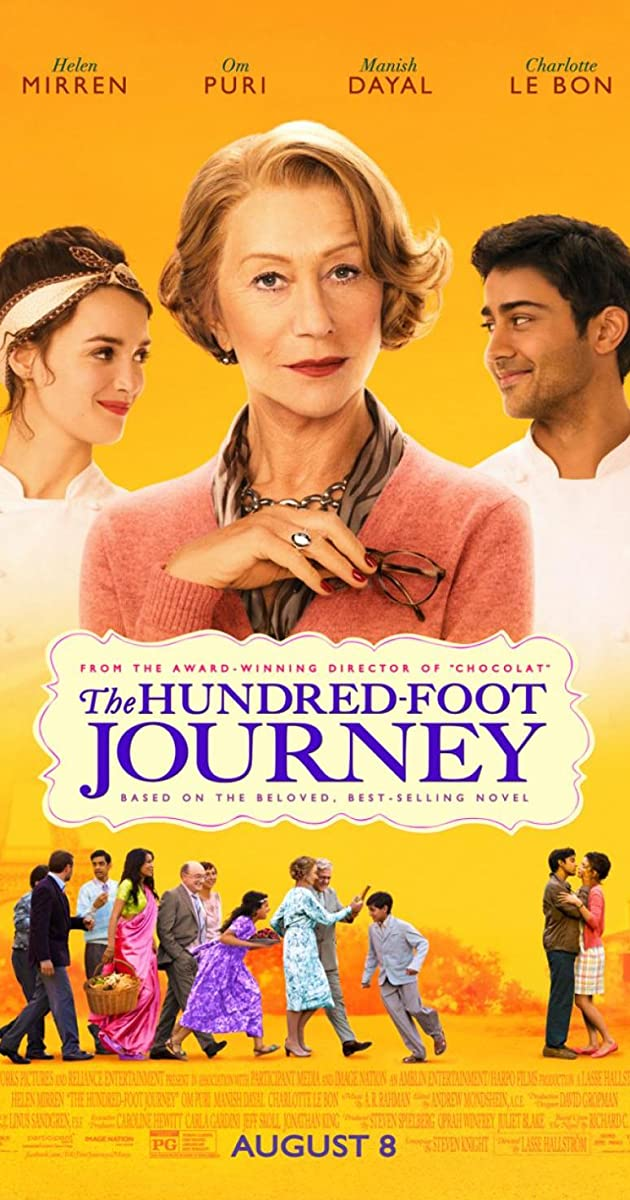 The Hundred-Foot Journey (2014) - Rotten Tomatoes