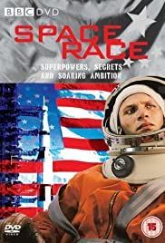 Space Race Poster