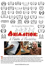 Animation: A Palette of Possibilities Poster