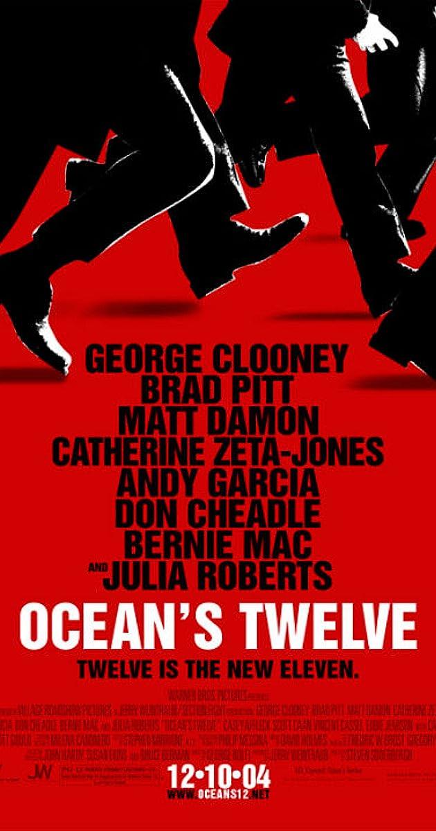 Ocean\'s Twelve (2004) - IMDb