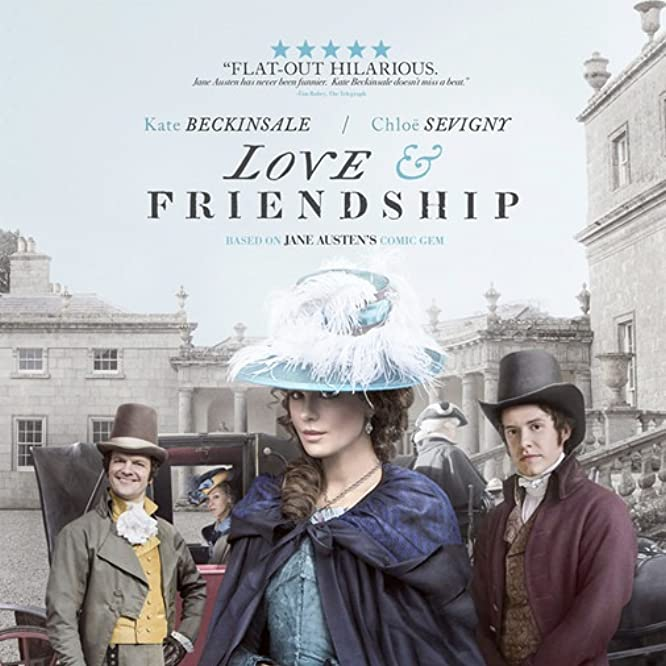 Kate Beckinsale, Chloë Sevigny, Tom Bennett, and Xavier Samuel in Love & Friendship (2016)