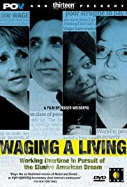 Waging a Living Poster
