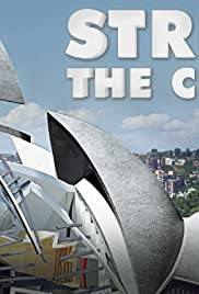 Strip the City Poster