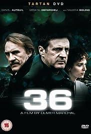 36th Precinct Poster