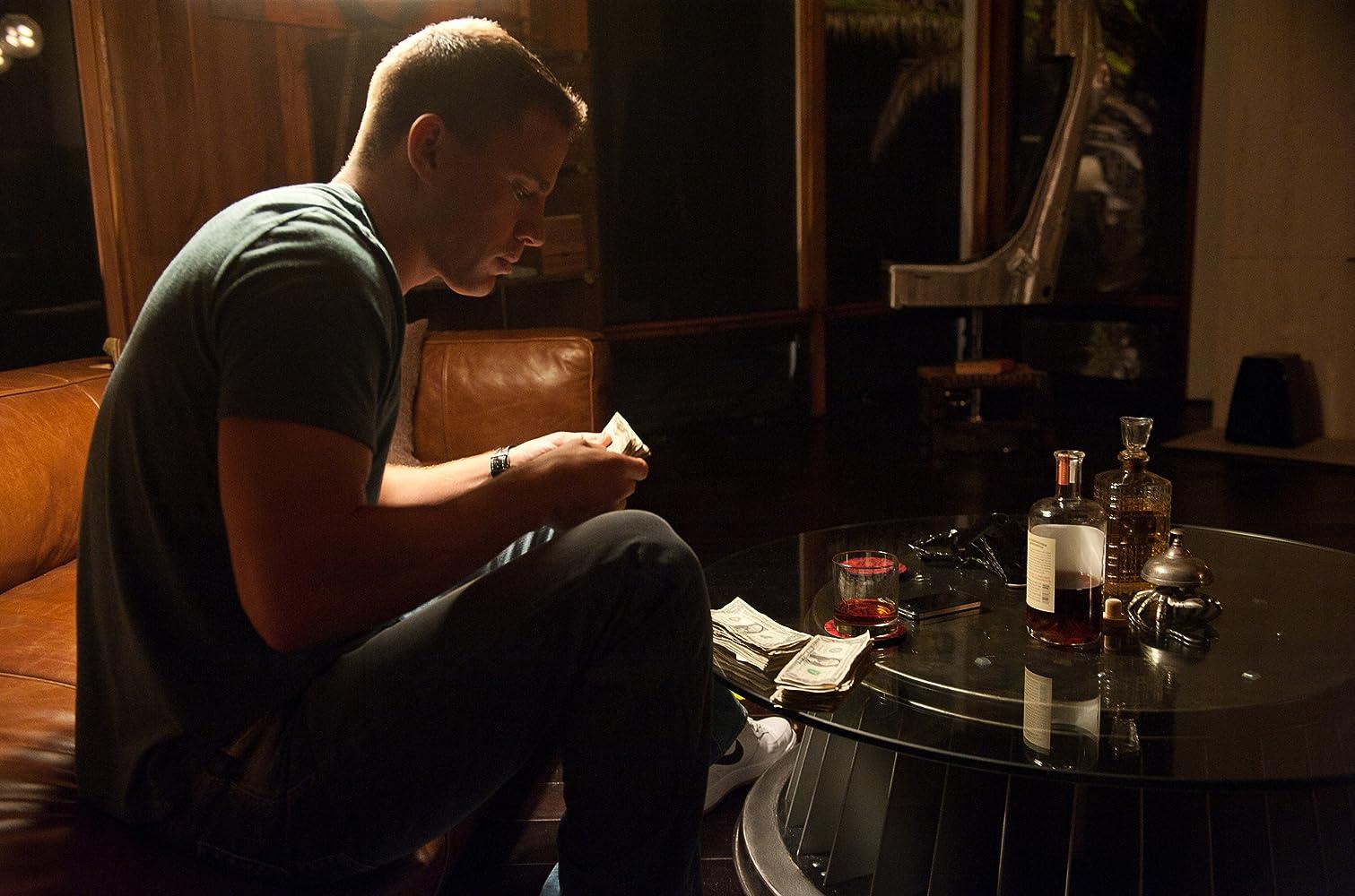 Channing Tatum in Magic Mike (2012)