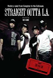 Straight Outta L.A. Poster