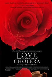 Love in the Time of Cholera Poster