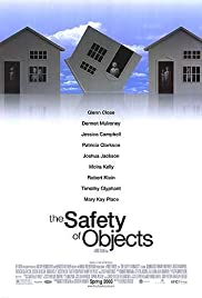 The Safety of Objects Poster