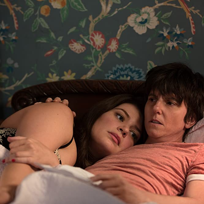 Tig Notaro and Casey Wilson in One Mississippi (2015)