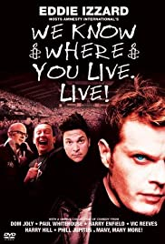 We Know Where You Live Poster