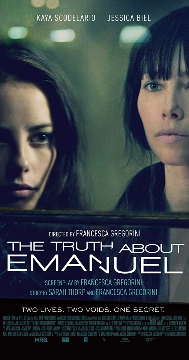 The Truth About Emanuel (2013)
