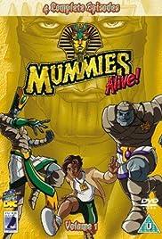 Mummies Alive! Poster