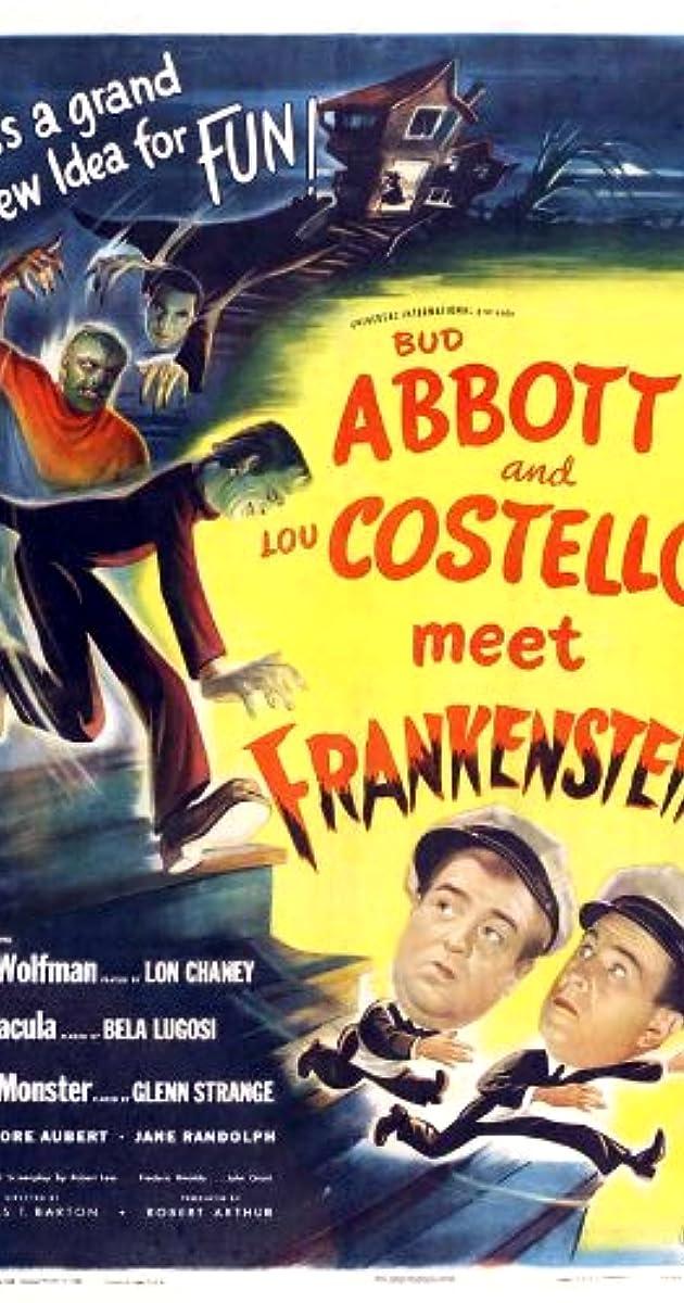abbott and costello meet frankenstein 1948 subtitles