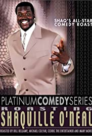 Platinum Comedy Series: Roasting Shaquille O'Neal Poster